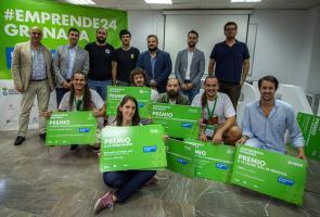 Una app que conecta a vecinos y administración en el medio rural gana nuestro concurso Emprende24 Granada