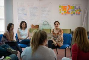8 de marzo: 8 de cada 10 participantes de los programas de empleo de Acción contra el Hambre son mujeres