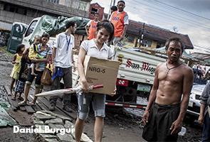 El Gobierno de Filipinas debe aumentar la inversión en nutrición y reducción del riesgo ante desastres