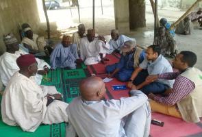 Nigeria: movilización de emergencia para ayudar a los desplazados por la violencia en Borno