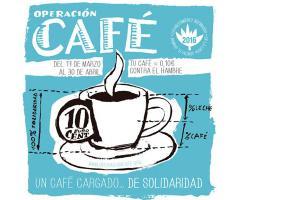 Operación Café: se buscan cafeterías para luchar contra la desnutrición