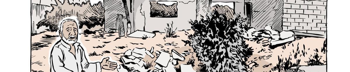 Presentación y firma del cómic VIDAS OCUPADAS en Andalucía
