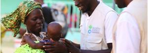 Si donas 80€, ayudas a que varios niños con desnutrición severa y complicaciones médicas reciban tratamiento médico.