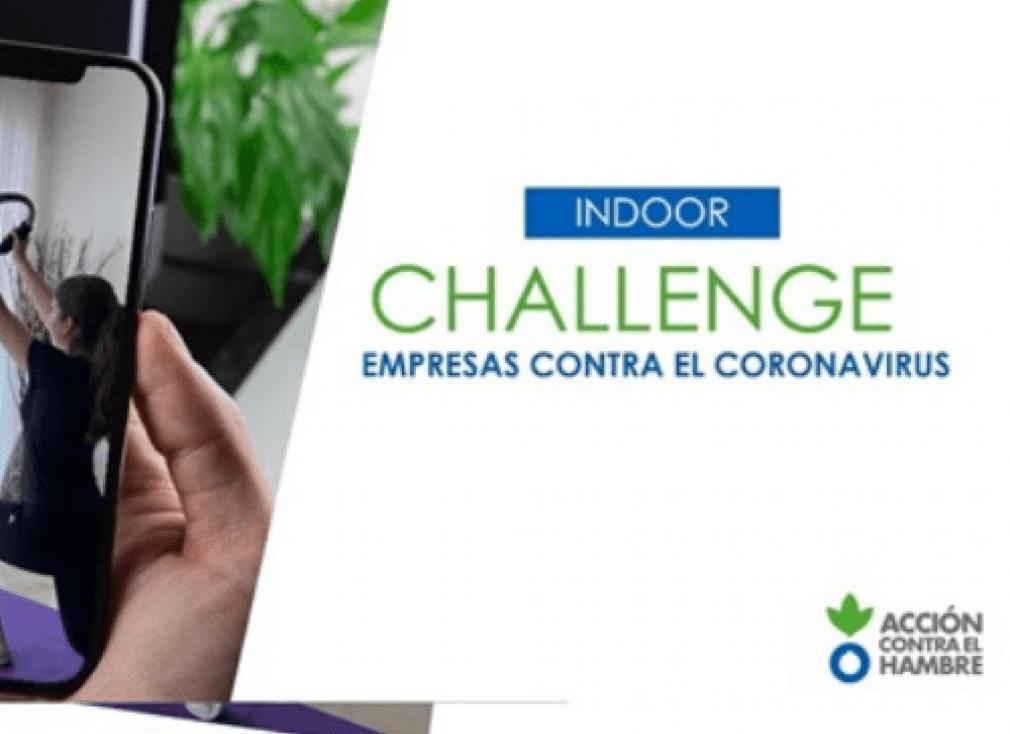 Un reto virtual contra el coronavirus