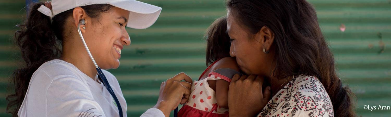 Colombia: la árida Guajira planta cara a la desnutrición