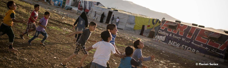 Ocho años jugando lejos de Siria