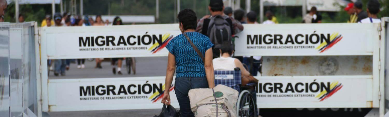 Venezuela: el éxodo a Colombia