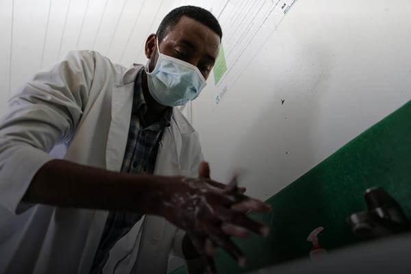 Cómo está respondiendo Acción contra el Hambre al coronavirus