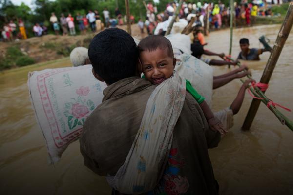 Bangladesh: al borde de la catástrofe humana