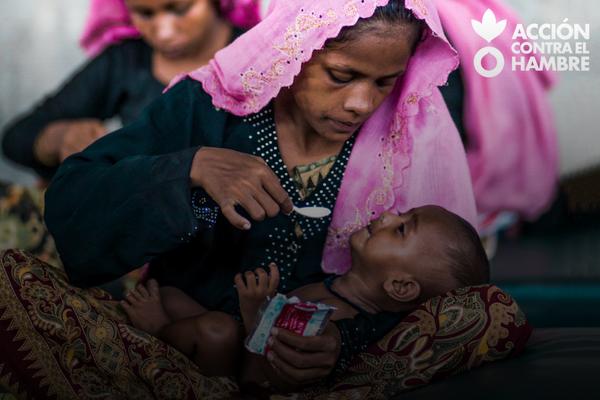 Más de 8500 niños mueren al día por desnutrición