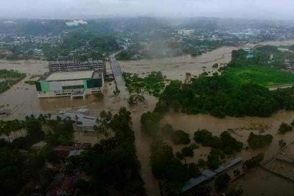 Más de 715 000 personas afectadas