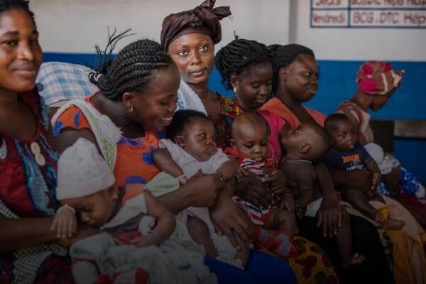 Prestamos atención sanitaria gratuita a grupos vulnerables gracias a ti
