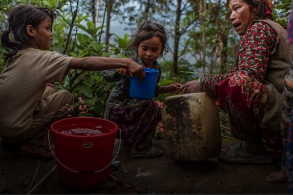 Nepal es el país más expuesto del mundo a catástrofes naturales debido a su geografía.