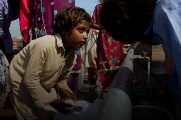 La desnutrición sigue siendo una de las principales preocupaciones en Pakistán.