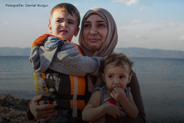 Las familias y niños sirios necesitan tu ayuda