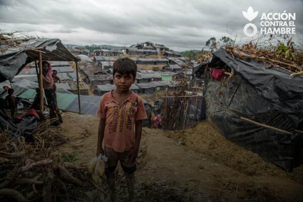 Catástrofe humana en Bangladesh