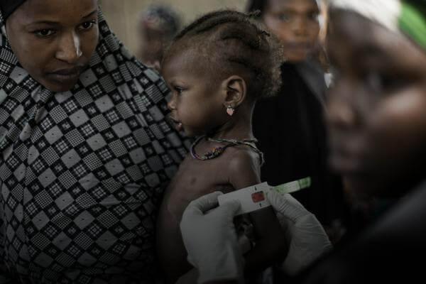 Sahel necesita urgentemente tu ayuda
