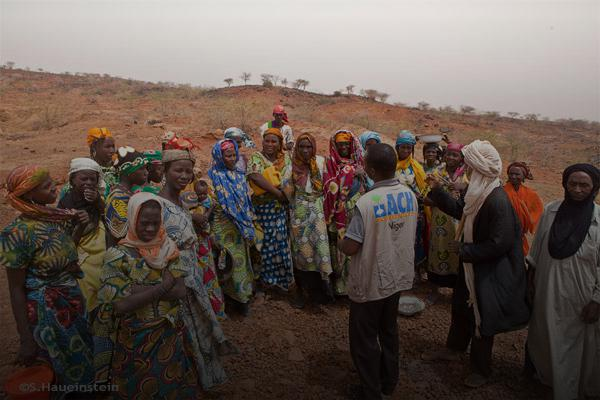 Nuestro trabajo en Níger