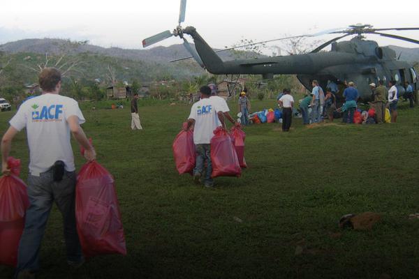Nuestro trabajo en Nicaragua