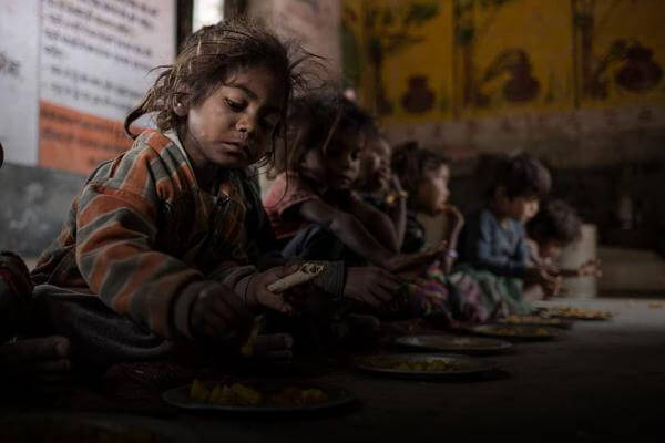 Los datos del hambre de la pandemia