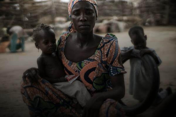 Estación del Hambre en Sahel