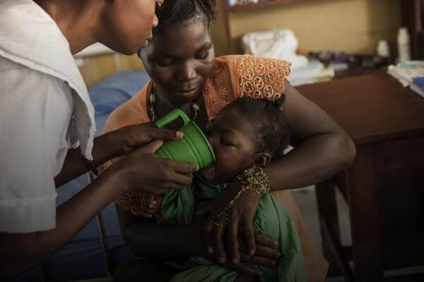 La crisis del ébola debilitó aún más a un país ya extremadamente vulnerable.