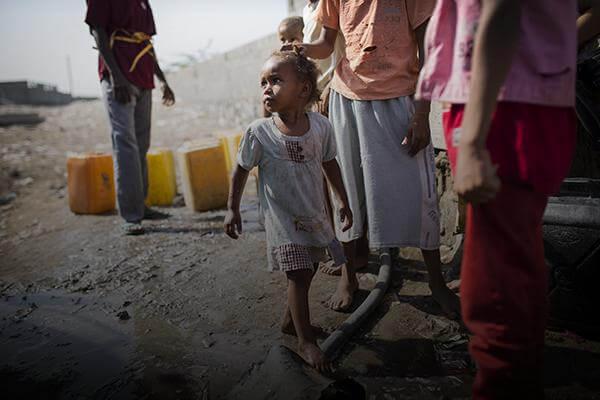 Yemen vive la peor crisis humana del planeta