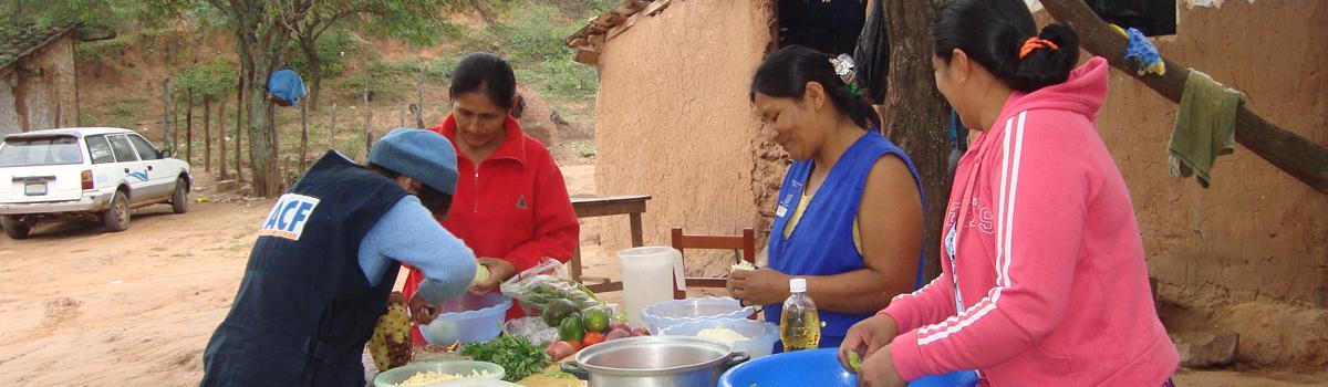 La educación alimentaria nutricional en el proceso de cambio