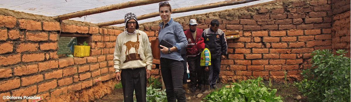 Recetas ancestrales contra el hambre: Carmen Posadas