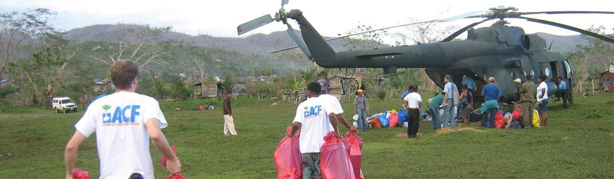 Acción contra el Hambre Nicaragua