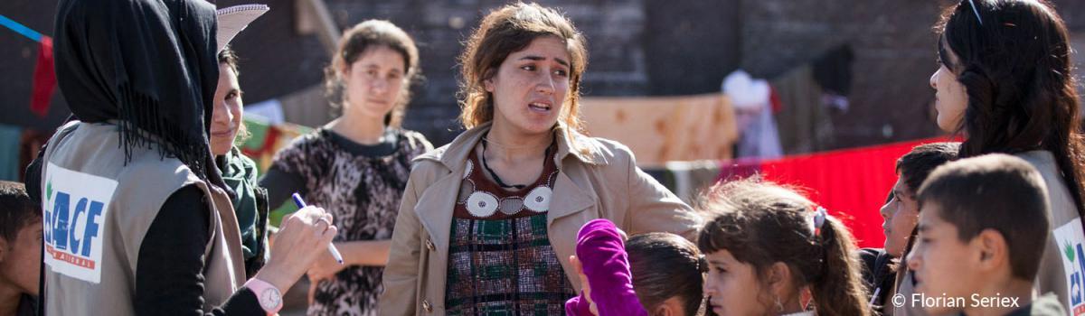 Nuestras actividades en Kurdistán