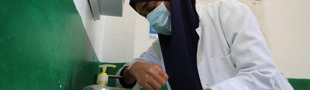 Acción contra el coronavirus en el mundo