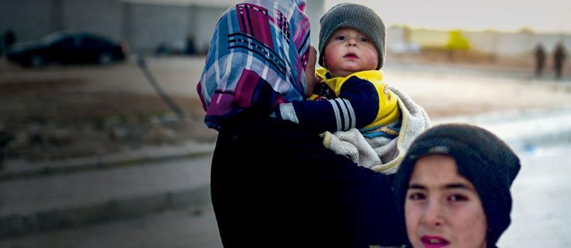 6 años de guerra en Siria y la tragedia continúa