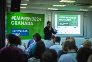 Un proyecto que facilita a ayuntamientos la gestión de los servicios municipales gana nuestro concurso Emprende24 Granada