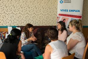 Más empresas se interesan en contratar participantes de Vives Emplea