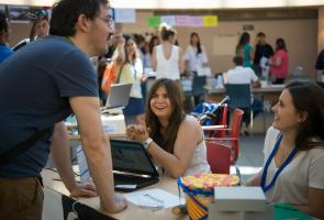 Ocio para personas con discapacidad o una editorial para gente sin recursos, prototipos de empresa de alumnos de FP
