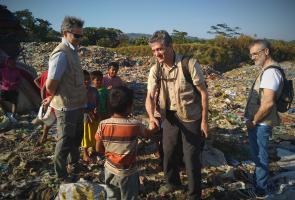 Los hermanos Fesser comienzan el rodaje de su nuevo proyecto en Filipinas