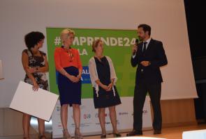 Emprende24 Sevilla: Premiamos proyectos vinculados a la hydroponia, la agricultura vertical, la violencia de género y el autismo