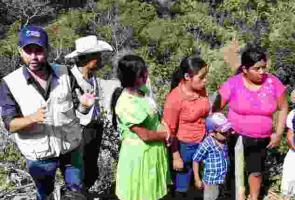 GUATEMALA: Visita técnica de expertos en seguridad alimentaria y ayuda humanitaria en Chiquimula