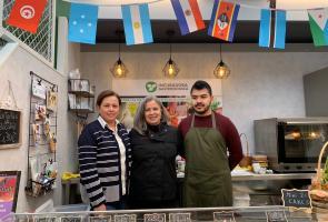 Incubadora gastronómica: donde las ideas gastrónomicas se convierten en realidad
