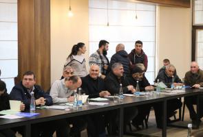 Akhmeta LAG formed and elects Executive Board