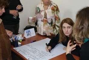 Akhmeta LAG Executive Board begins work on Local Development Strategy (LDS)