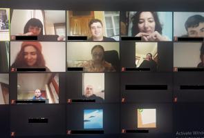 Akhmeta LAG build project management skills during COVID-19 lockdown