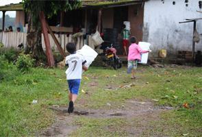 Emergencia Colombia, un mes después: Mocoa sigue  sin red de agua