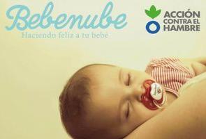 Bebenube colabora con Acción contra el Hambre