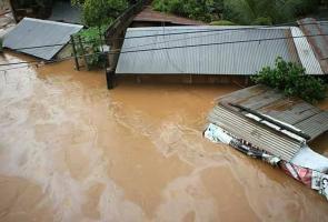 Filipinas: la tormenta tropical Vinta golpea a las víctimas de la violencia en Mindanao