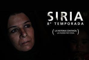 Siria: 8º año de guerra con más huidas que nunca
