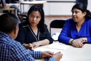 La formación es la llave para la inserción laboral de las personas migrantes