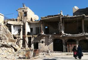 Siria: casi 12 millones de personas necesitan ayuda humanitaria tras 8 años de conflicto
