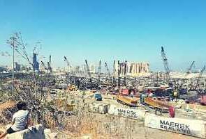 Beirut, un mes después de la explosión: se dispara la pobreza y el precio de los alimentos
